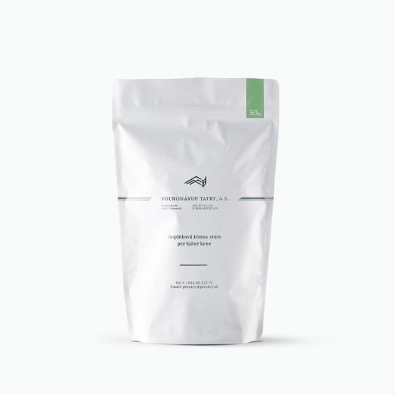 Doplnková kŕmna zmes pre ťažné kone - 50kg balenie